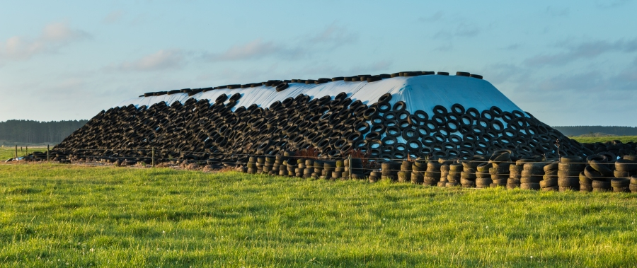 Silage Stack